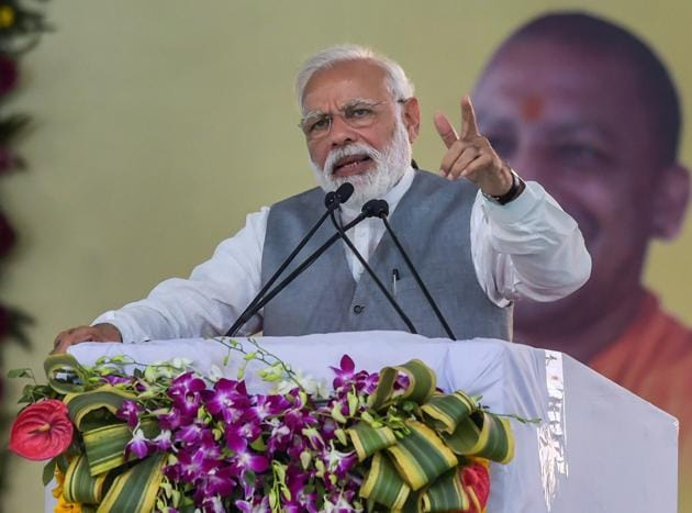 Modi said sometimes the government has to take certain decisions and hence it took some strong steps.(PTI)