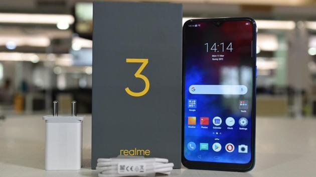 The Realme 3 runs the new ColorOS 6.0 based on Android 9.0 Pie, which includes an app drawer and options like stock android experience, localization optimization, and a revamped game space.(HT Brand Studio)
