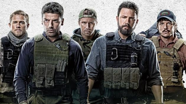 Triple Frontier movie review: Charlie Hunnam, Oscar Isaac, Garrett Hedlund, Ben Affleck and Pedro Pascal star in JC Chandor's new film.