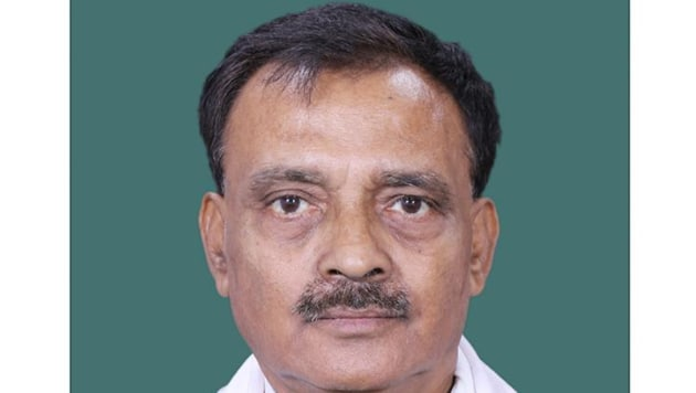 BJP's Ram Prasad Sarmah won the Tezpur Lok Sabha in Assam in 2014 but there is doubt whether the party will field him this time.(HT PHOTO)