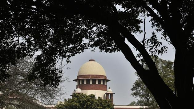 On Tuesday, the Supreme Court asked the Election Commission to explain how it will deal with people who make it to the voters' list in Assam but are excluded from Assam's final citizens' register. The court was approached by two petitioners who complained that their names were taken off the voting list because they didn't make it to an early version of the citizens' list. (Biplov Bhuyan / HT Photo)