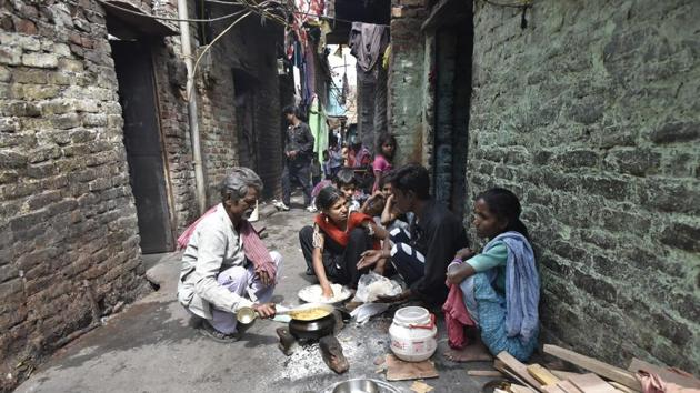 Gearing up for the Lok Sabha elections, the BJP's Delhi unit is planning an extensive campaign to reach out to voters living in such colonies,who constitute around 30-35% of the city's population.(Picture for representation)