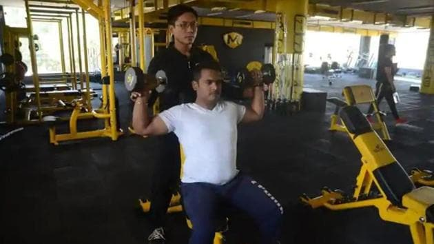 According to the researchers, the results are encouraging because even small amounts of resistance exercise may be helpful in preventing type 2 diabetes by improving muscle strength.(Kashif Masood/HT File Photo)