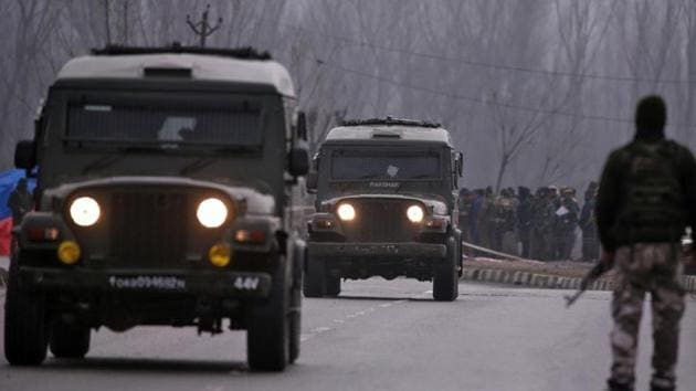 India's investigations into the Pulwama terror attack have established the involvement of the Pakistan-based Jaish-e-Mohammed (JeM) terrorist group, which had anyway claimed responsibility for the attack.(REUTERS)