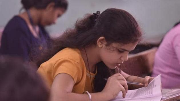 """The examination committee of the Board of Secondary Education (BSE) on Tuesday could not take a """"final"""" decision about the fate of 108 students, whose mathematics answer sheets went missing during the just-concluded matriculation examination in Odisha.(Anshuman Poyrekar/HT Photo)"""