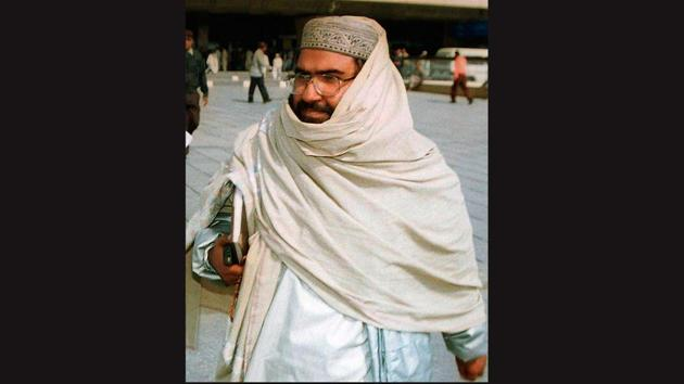"""On Thursday, China said it put a technical hold on the fresh move to list Masood Azhar as a global terrorist as it needed more time to """"study"""" the matter but added that it was """"sincere"""" about building better ties with India. """"China will continue to adopt a constructive and responsible attitude and communicate and coordinate with all sides relevant to properly handle this issue,"""" foreign ministry spokesperson Lu Kang said. (AP / PTI File)"""