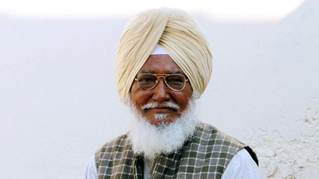 Faridkot MP Sadhu Singh is not articulate and has remained low-key throughout his five-year term.(HT FIle)