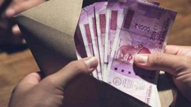 Borrowing in dollars to purchase rupee assets has earned 3.8 percent over the past one month, the best carry-trade return in the world, data compiled by Bloomberg show.(Getty Images/iStockphoto)
