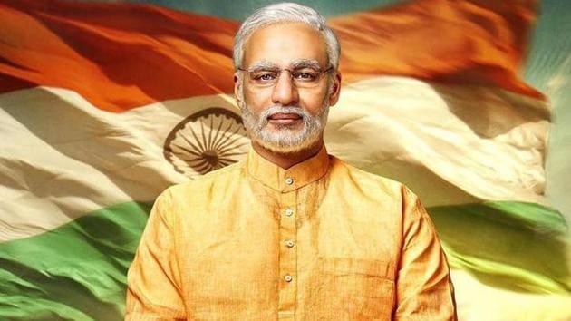 Vivek Oberoi plays PM Narendra Modi in his biopic.