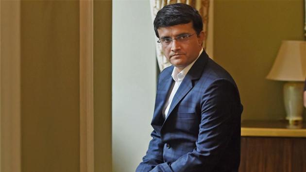 File Image of Sourav Ganguly(PTI)