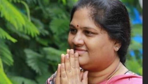 Kothapalli Geetha won the Araku Lok Sabha seat in 2014 on a YSRC ticket.(Facebook)