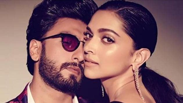Ranveer Singh and Deepika Padukone got married in November last year in Italy.(Instagram)