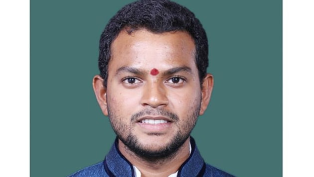 Rammohan Naidu Kinjarapu of the Telugu Desam Party (TDP) is the siting MP of Srikakulam Lok Sabha constituency in Andhra Pradesh.(HT Phptp)