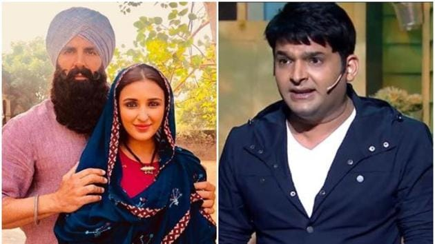 Parineeti Chopra and Akshay Kumar star in the new film Kesari.