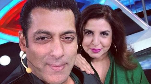 Farah Khan says she told Salman Khan no one could teach him how to dance:  'You don't know at all' | Bollywood - Hindustan Times