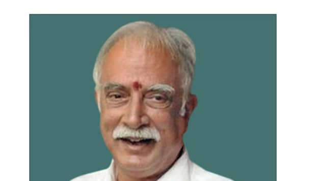 Ashok Gajapathi Raju of the Telugu Desam Party won the Vizianagaram Lok Sabha seat in 2014.(HT PHoto)