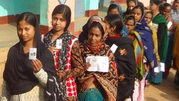 mpressive performance in a state can give a large number of seats to a regional party with a vote share which is significantly smaller than what the two major parties get.(HT Photo/ Representative Image)