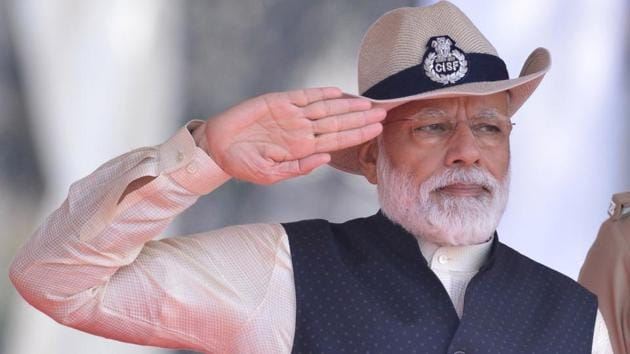 More out of necessity than design, the Narendra Modi administration has chosen a gradual divergence from India's non-aligned past but promises a much greater variance to come(ANI)