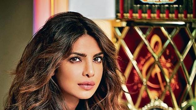 Priyanka Chopra Jonas has been named one of the 50 most powerful women in entertainment in USA Today's power icons list.(HT Photo)