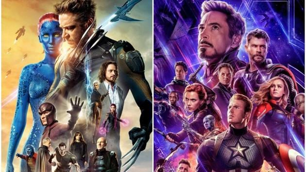 The X-Men and the Avengers series are heading in opposite directions.