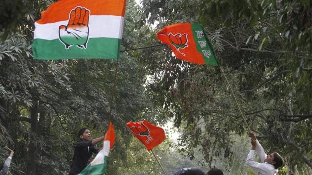 Once again an Indian election is taking place without any clear dividing line between Left and Right(Hindustan Times)