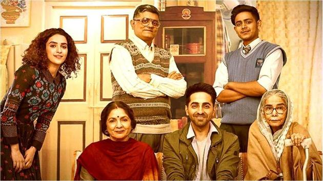 Badhaai Ho is at the centre of a controversy.