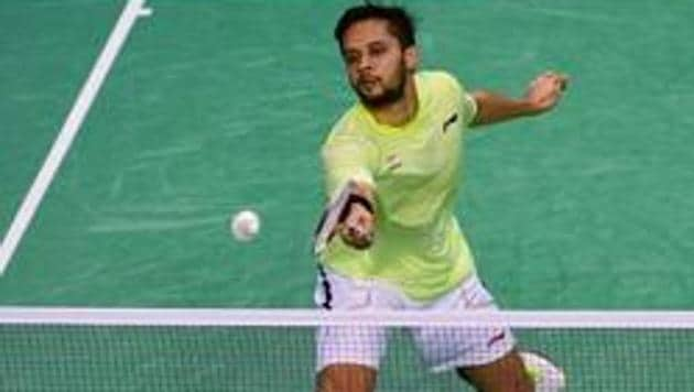 File image of Parupalli Kashyap(Icon Sport via Getty Images)