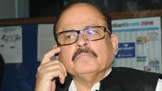 Tariq Anwar of the Nationalist Congress Party won the Katihar Lok Sabha seat in the 2014 Lok Sabha elections, defeating Nikhil Kumar Choudhary of the Bharatiya Janata Party (BJP) by more than 1.14 lakh votes.(HT PHOTO)