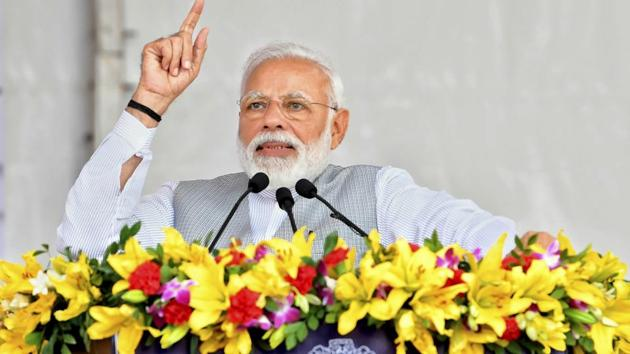 Prime Minister Narendra Modi will launch BJP's Lok Sabha elections campaign in Uttarakhand on March 28.(PTI File)