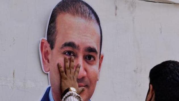 Nirav Modi, India's fugitive jeweller to the stars, refused to submit to extradition when he appeared in a London court on March 20(HT Photo)