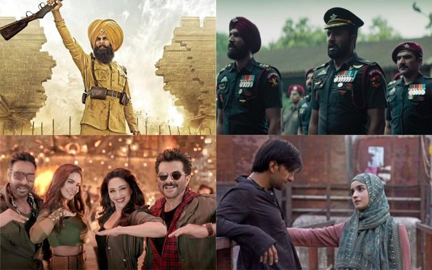 Kesari, Uri, Total Dhamaal, Gully Boy and a few more films like Manikarnika and Badla have performed well at the box office.