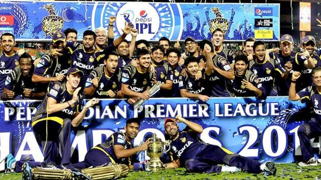 IPL Flashback - 2014: UAE play co-hosts as Kolkata Knight Riders clinch second ...