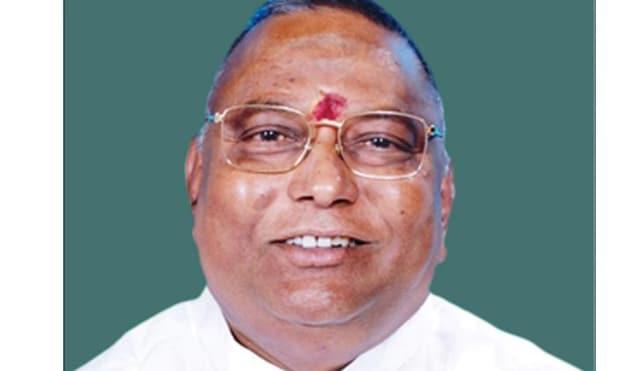 TDP sitting MP Rayapati Sambasiva Rao has been renominated from the Narasaraopet Lok Sabha constituency.(HT PHOTO)