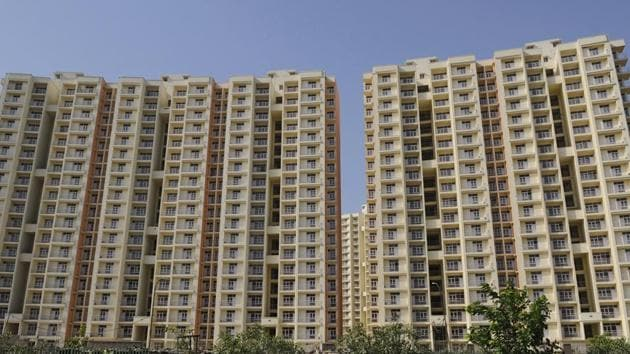 According to real estate experts, at the moment developers don't have scope to move prices upward.(HT FIle Photo)