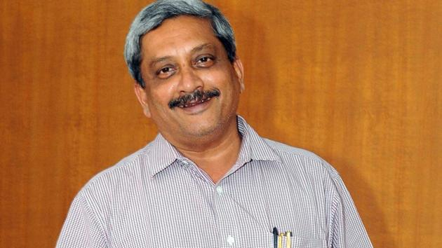 The Goa unit of the Bharatiya Janata Party will immerse the ashes of former chief minister Manohar Parrikar in rivers in all 40 constituencies in the state (Photo by Rakesh Mundye )(Hindustan Times)