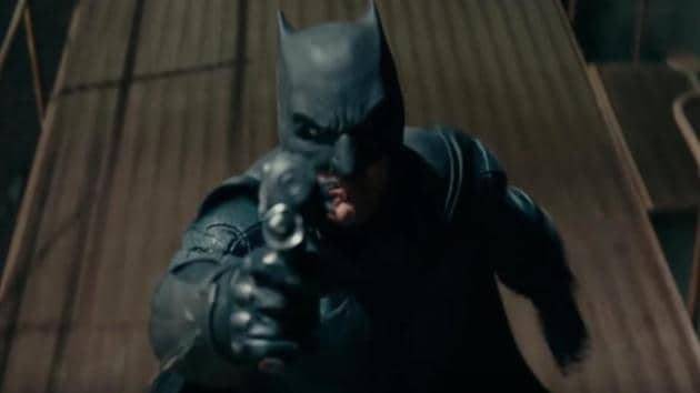 Ben Affleck played Batman in Zack Snyder's DC films.
