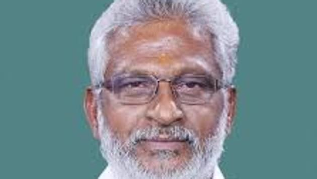 YV Subba Reddy, siting MP from Ongole Lok Sabha constituency, has been dropped by the YSRCP this time.(HT PHOTO)