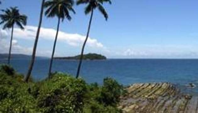 The notification, published on March 8, relaxes development norms in the islands compared to the IPZ notification of 2011, which stipulated a no-development zone (NDZ) of 200 metres from the HTL for all islands.(AFP)