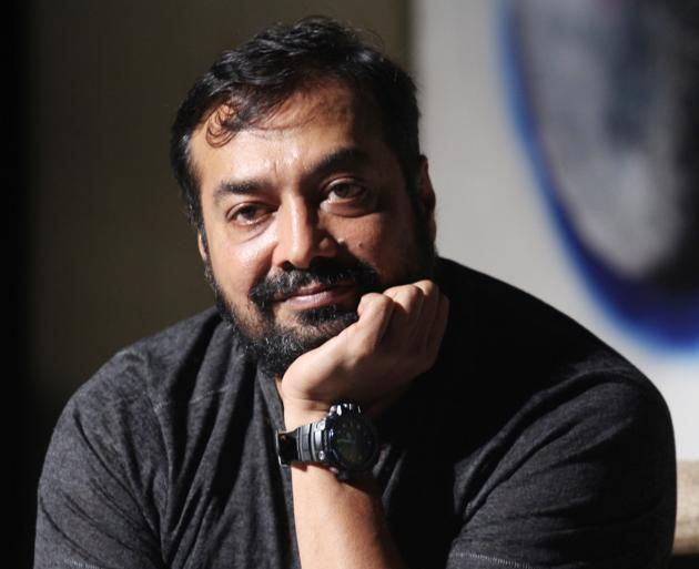 Filmmaker Anurag Kashyap feels that there's a non-stop international collaboration going on(Photo: Fotocorp)