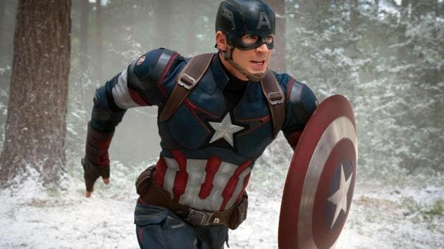 Chris Evans first appeared as Captain America in 2011. Avengers: Endgame is rumoured to be his final film in the MCU.