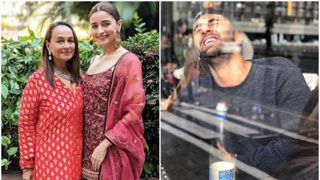 Alia Bhatt often drops hints about her relationship with Ranbir Kapoor.(Instagram)
