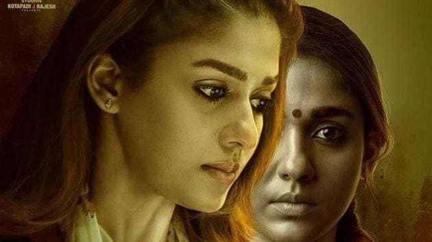Airaa stars Nayanthara in a double role.