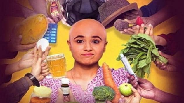 Gone Kesh stars Shweta Tripathi as a girl suffering from alopecia.