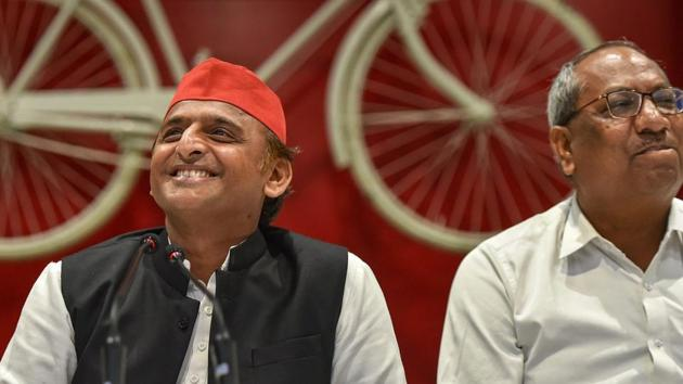 Days after formally joining the Samajwadi Party-Bahujan Samaj Party led 'gathbandhan' in Uttar Pradesh, Nishad Party has walked out of the alliance over allegedly being sidelined and because of a failure to reach a consensus on fielding the Nishad party chief from Maharajganj on his party symbol, a party leader said.(PTI File photo)