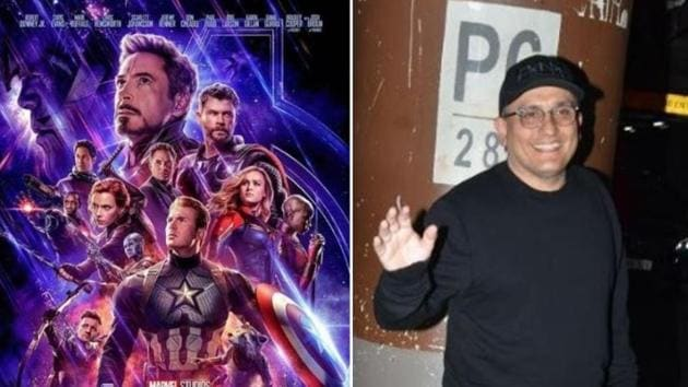 Joe Russo is in India to promote Avengers: Endgame.
