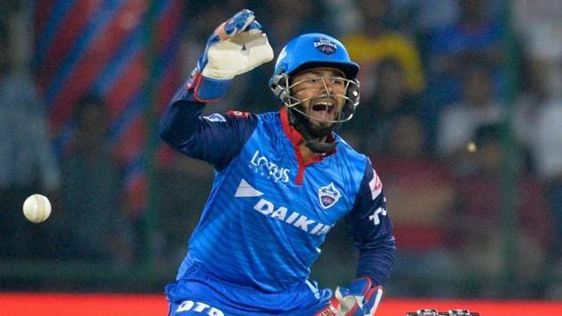 IPL 2019, DC vs KKR: Rishabh Pant takes a blinder to dismiss Chris Lynn – Watch | Hindustan Times