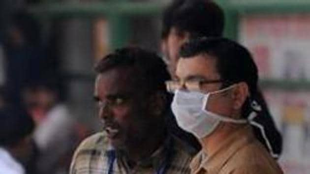 Current pollution measures may not give long-term results: Study (Photo by Parveen Kumar/Hindustan Times)