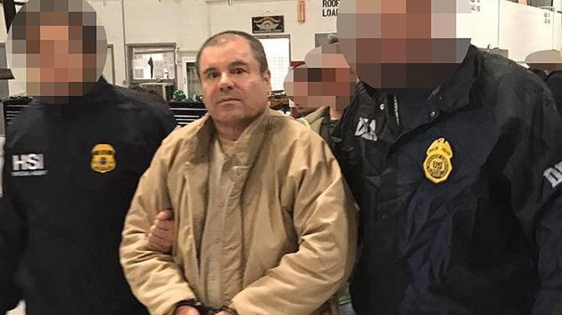 The 61-year-old Mexican drug lord gained notoriety as the head of the infamous, murderous Sinaloa cartel for several years and is known to have escaped prison several times.(AFP)