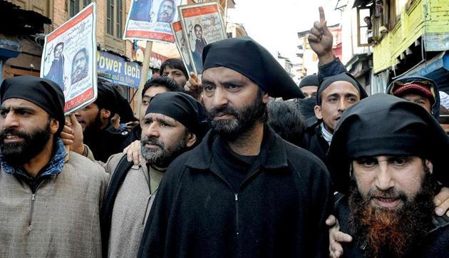 Government's tribunal to review ban on JKLF, Jamaat-e-Islami(AFP Photo)