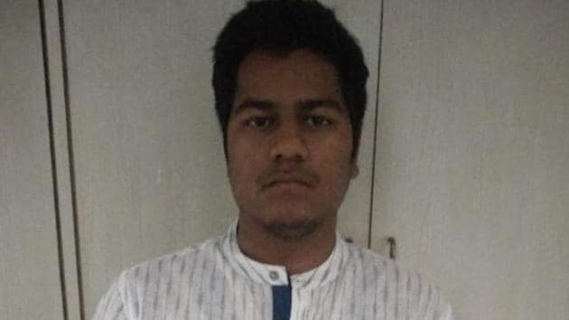 The suspect, Nandan Rao Patel, was arrested from his office in Noida on Saturday, March 30, 2019.(Sourced Photo)